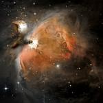 M42 et M43 Nébuleuses d'Orion