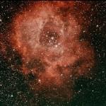NGC2237 Nébuleuse de la Rosette dans la Licorne