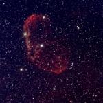 NGC6888 Nébuleuse du Croissant dans le Cygne