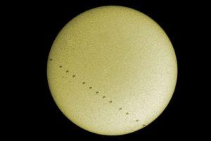 ISS 23062016 soleil jaune